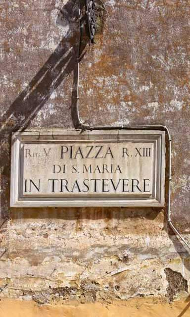 sign-piazza-maria-trastevere