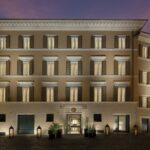 Palazzo Scanderbeg Rome